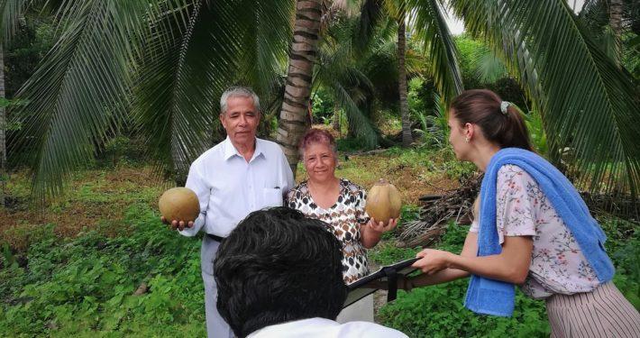 Ecuadorian Community Experience at Manta